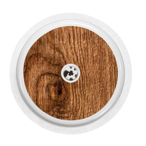 Freestyle Libre Sensor Cover (Wood)
