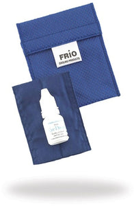 FRIO Eye Drop (1) Wallet (Blue)