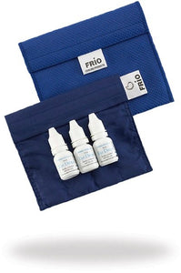 FRIO Eye Drop (3) Wallet (Blue)