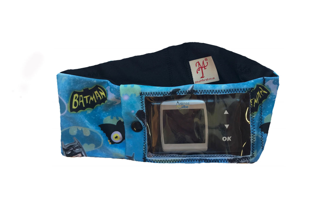 Gaming Bat Super Slim Window Pump Waist Band Pouch