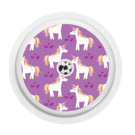 Freestyle Libre Sensor Cover (Unicorns)