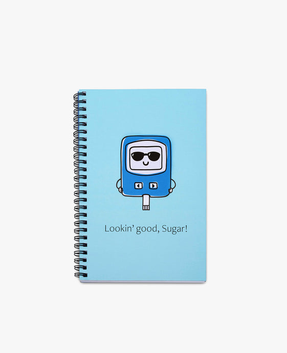 Myabetic Notebook: Lookin Good Sugar