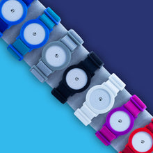 Freestyle Libre 1/2 Sensor Holder Adjustable Armband - Many colours available
