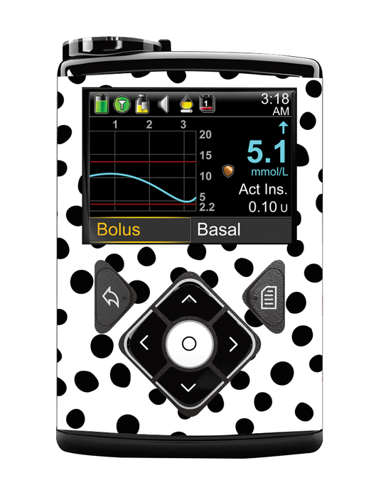 Medtronic 640G Cover (Spotty Dotty)