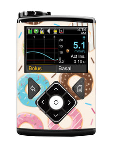 Medtronic 640/670G Cover (Donuts)