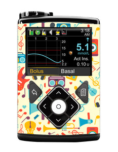 Medtronic 640G Cover (Musical)