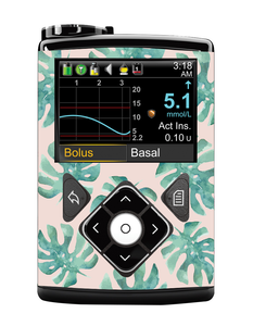 Medtronic 640/670G Cover (Tropical Vibes)