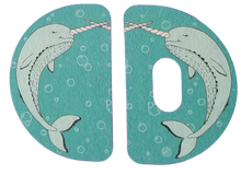 ExpressionMed Noble Narwhal 2 Part Adhesive Patch Enlite/Guardian