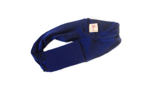 Navy Super Slim Pump Waist Band Pouch