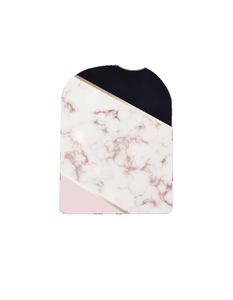 Omnipod Cover (Blush Marble)