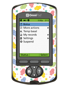 Omnipod PDM Cover (Jelly Baby)