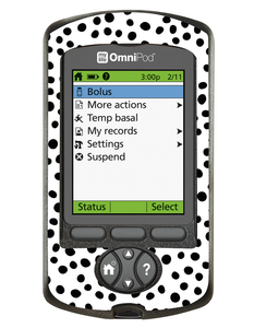 Omnipod PDM Cover (Spotty Dotty)