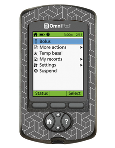 Omnipod PDM Cover (Subway)
