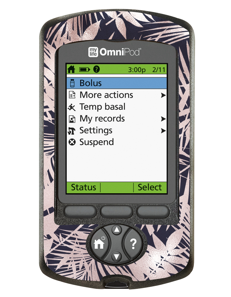 Omnipod PDM Cover (Palm Springs)