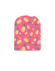 Omnipod Cover (Pink Pineapples)