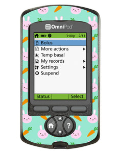 Omnipod PDM Cover (Bunnies)
