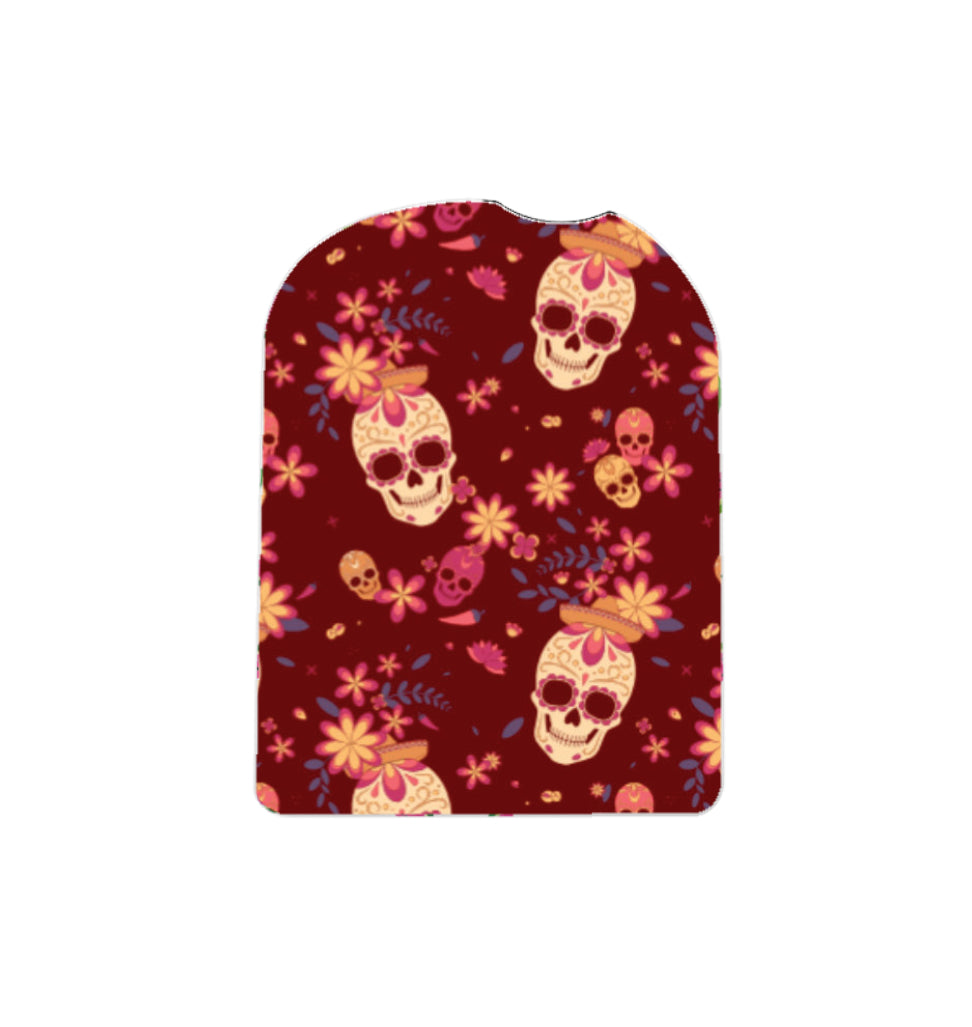 Omnipod Cover (Candy Skulls)