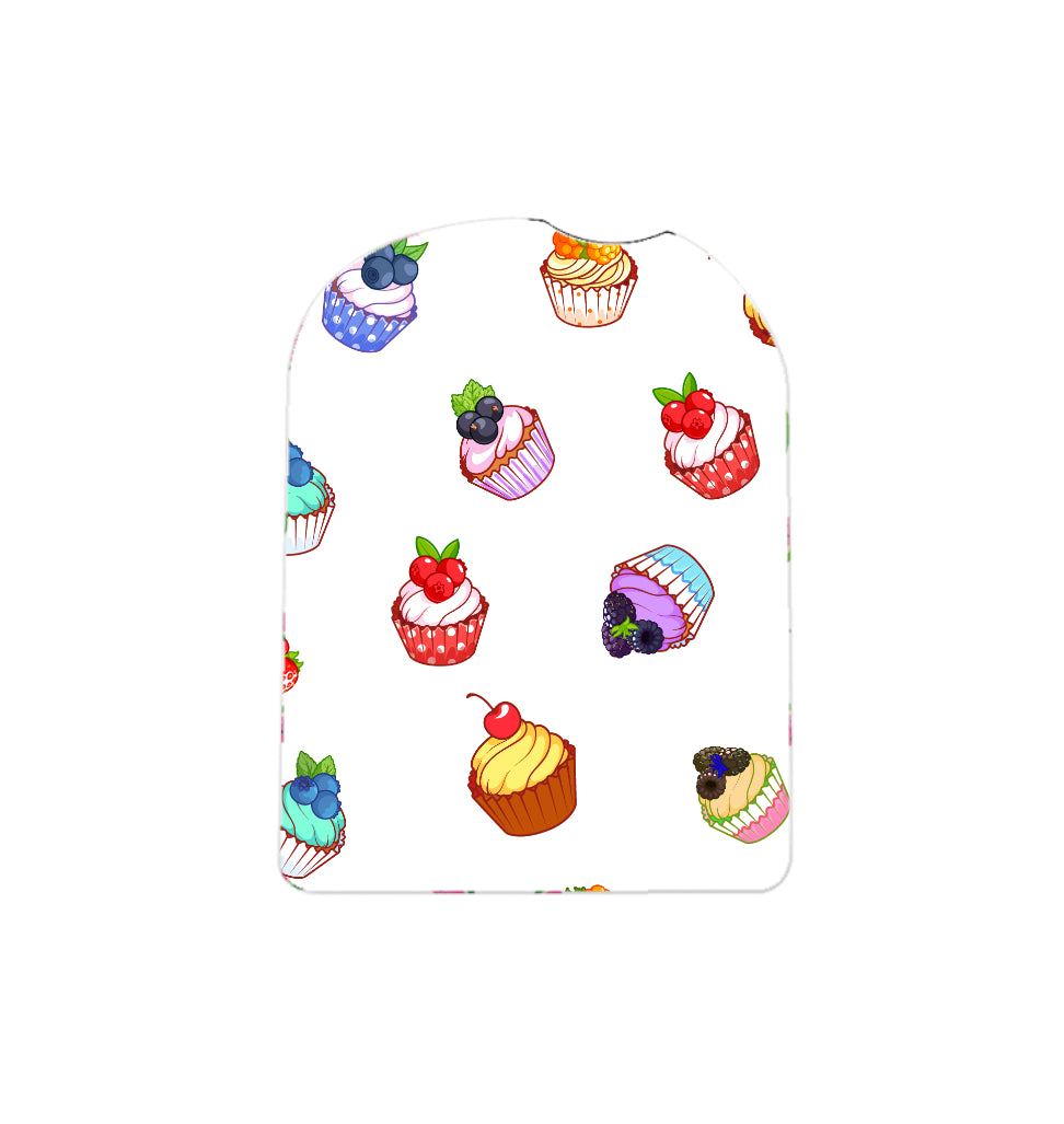 Omnipod Cover (Cupcakes)