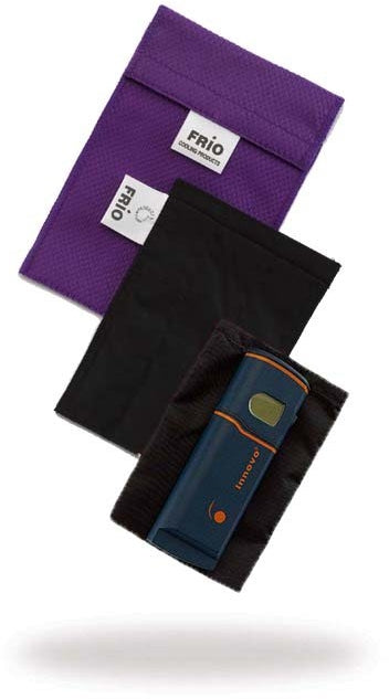 FRIO Pump Wallet (Purple)