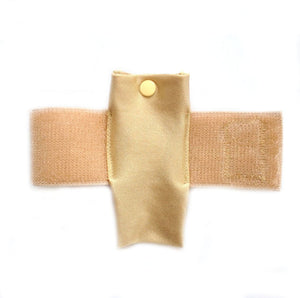 Nude Pump Thigh Pouch