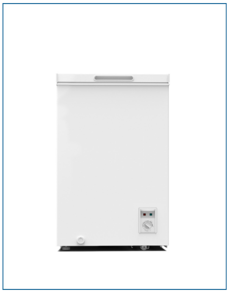 P11100MEC 2 in 1 Chest Freezer