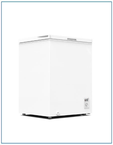 P11150MEC 2 in 1 Chest Freezer