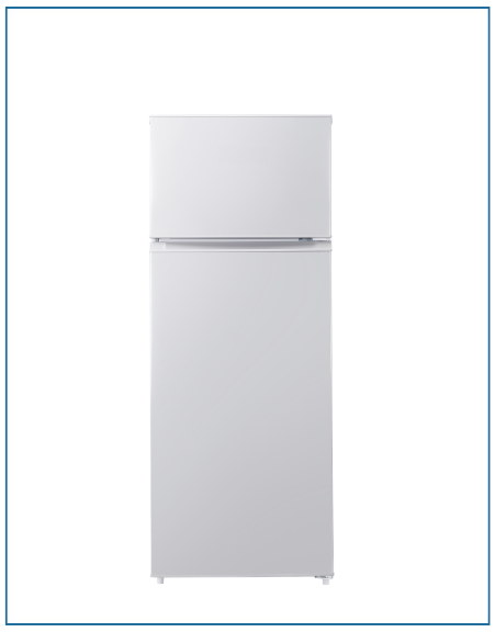 P75562SKW PowerPoint 6/2 Fridge Freezer