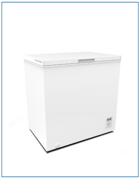 P11200MEC 2 in 1 Chest Freezer