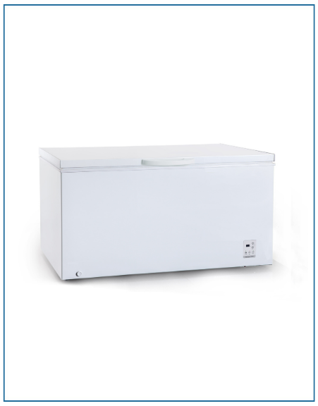 P11400MEC 2 in 1 Chest Freezer