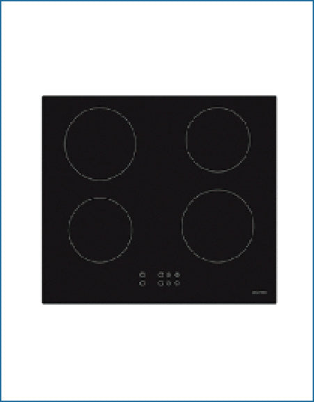 P154C2ZIN/T Powerpoint 4 Ring  Induction Hob