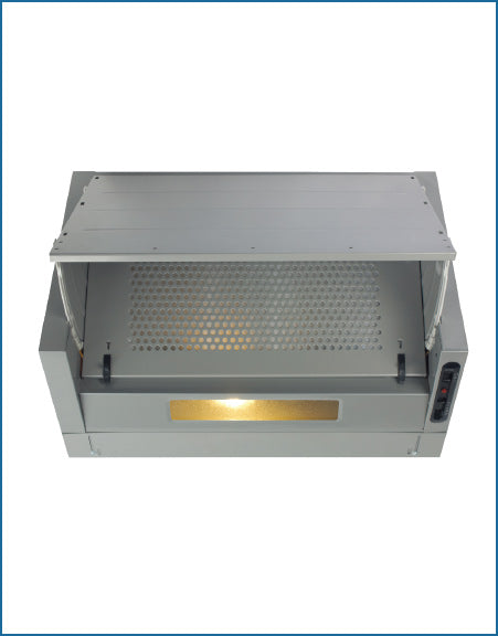 PowerPoint P2161XBIN 60cm Integrated Hood Single Motor