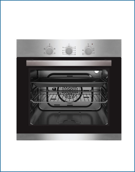 PowerPoint P24EFSSS Single Built In Oven