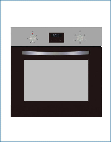 PowerPoint P24XBDSS Digital Single Oven Stainless Steel