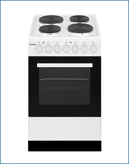 P05E1S1W PowerPoint 50cm Single Cavity with Solid Hob
