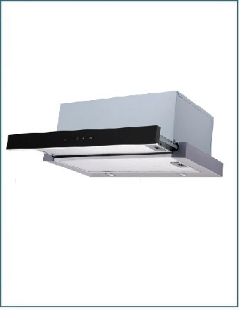 Stainless steel Telescopic Cooker hood P21598XSS