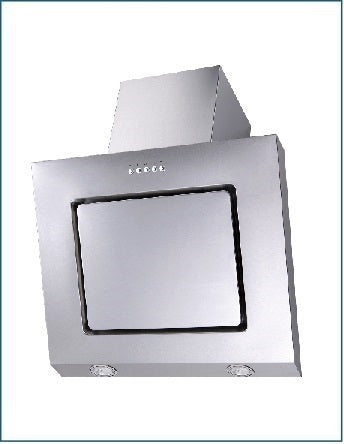 Vertical 60cm Stainless Steel Cooker hood P2166XBSS