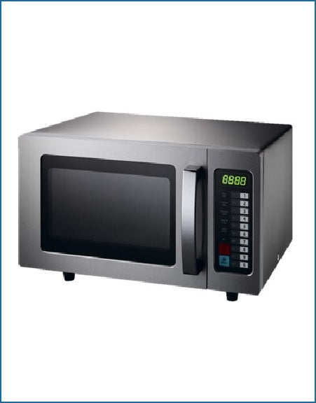 P22125MSSCOM PowerPoint 1000W Commercial Microwave