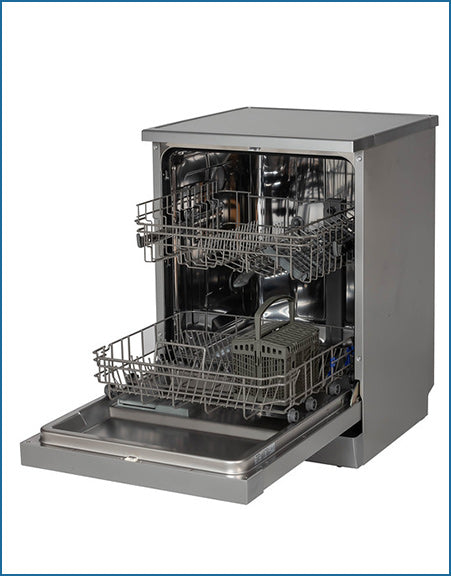 P2614MSL PowerPoint 60cm 14 Place Dishwasher Silver