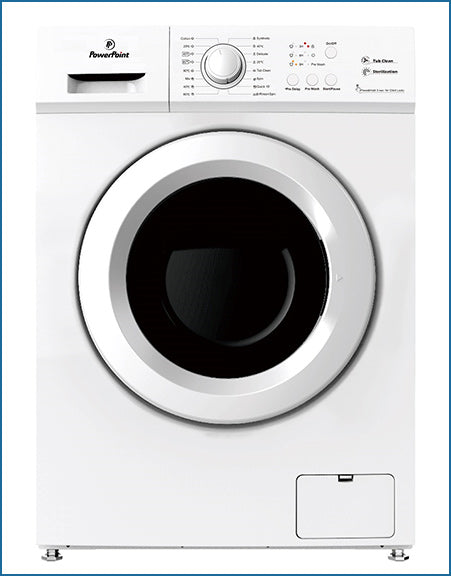 P35128SKW Powerpoint 8kg 1200 RPM A+++ Washing Machine