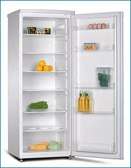55cm 235L Tall Larder Fridge
