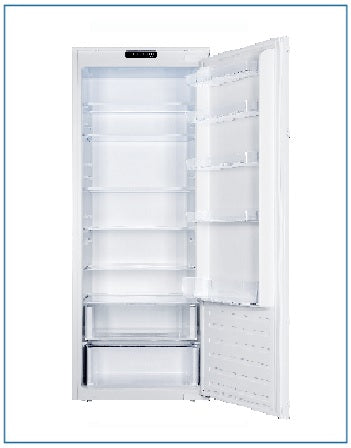P518LEMBI Powerpoint Built In Tall Larder Fridge