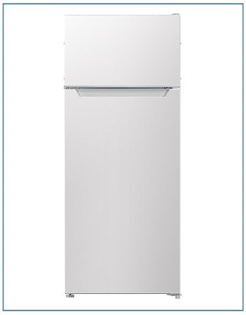 P75562MLWH-2 PowerPoint  White Fridge Freezer