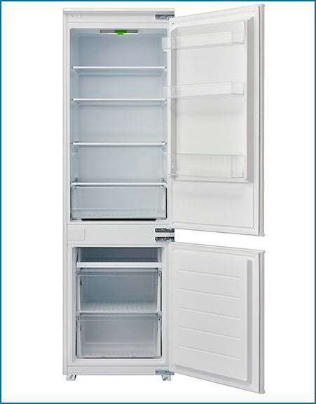 P873MDBI PowerPoint 70/30 Integrated Fridge Freezer