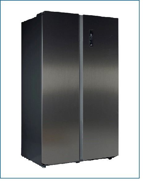 P9630MSS PowerPoint 912 x 1770mm American Style Fridge Freezer
