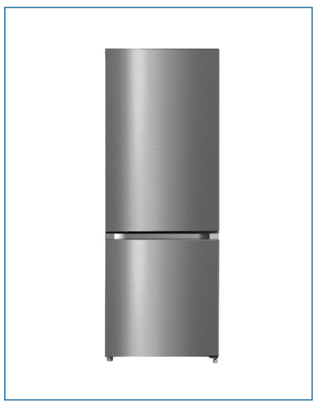 P65514MSFX SMART FROST FRIDGE OVER FREEZER