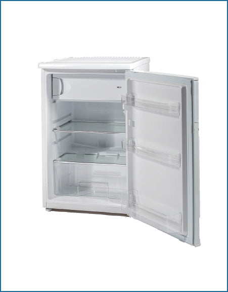 P4554FMLW Powerpoint 55cm Under Counter Fridge 4 Star Ice Box
