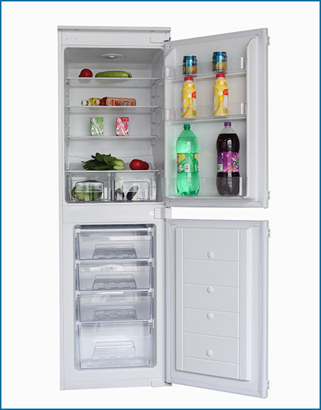 50/50 Integrated Fridge Freezer