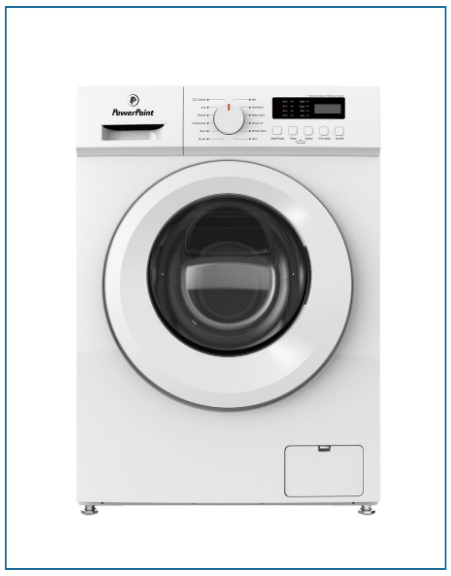 P35127ELP Powerpoint 8kg 1200 RPM A+++ Washing Machine