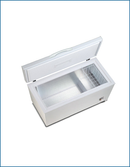 P11400MLW 400L POWERPOINT CHEST FREEZER