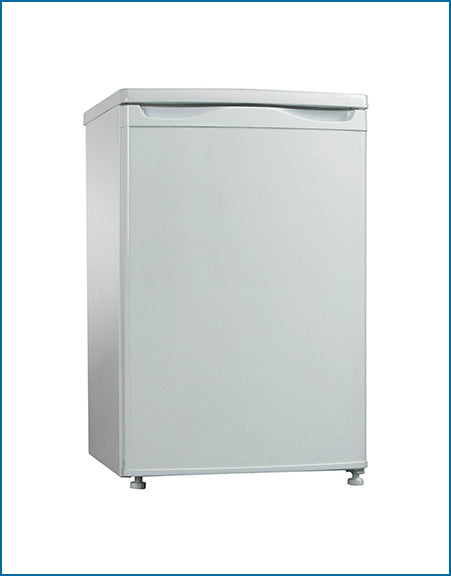 P1255MLW PowerPoint 55CM U/COUNTER FREEZER WHITE